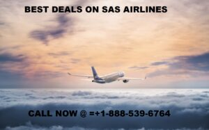 SAS Reservations for Booking | 35% Off on Flight Booking