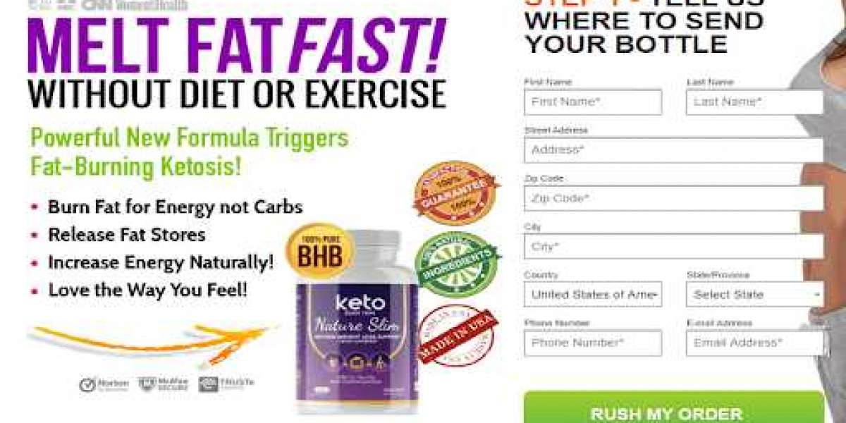 Keto Body Trim : Melt Fat Fast Without Diet Or Exercise!